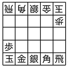 Traditional mini-shogi